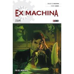 Ex Machina 10. Fin del Mandato