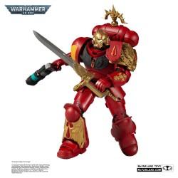 Figura Blood Angels Primaris Lieutenant Gold Label Series Warhammer 40k McFarlane Toys