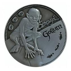 Moneda Gollum El Señor De Los Anillos Edición Limitada