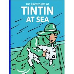 The Adventures Of Tintin At Sea. En inglés