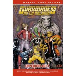 Guardianes de la Galaxia de Brian M. Bendis 4. Emperador Quill (Marvel Now! Deluxe)