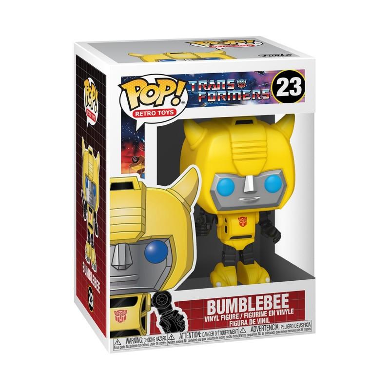 Bumblebee Transformes POP Funko 23