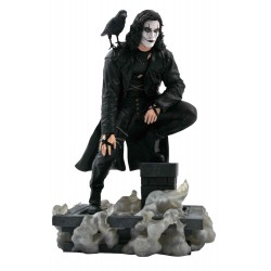 Figura The Crow El Cuervo Eric Draven tejado Movie Gallery