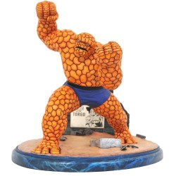 Estatua La Cosa The Thing Marvel Comic Premier Collection