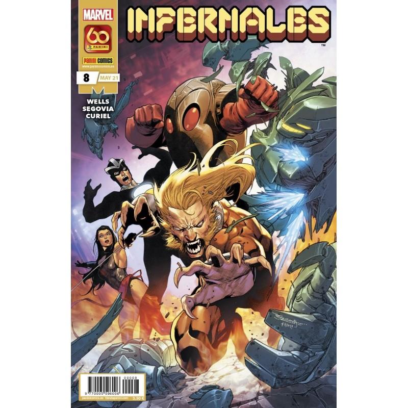 Infernales 8