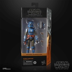 Figura Koska Reeves Black Series The Mandalorian Star Wars Hasbro