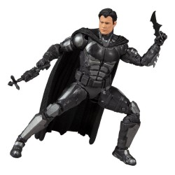 Figura Batman Unmasked  Zack Snyder´s Justice League 2021 DC Multiverse McFarlane Toys