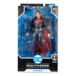 Figura Superman Justice League Movie DC Multiverse McFarlane Toys