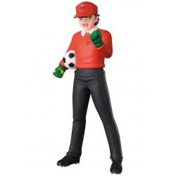 Mini Figura Captain Tsubasa Campeones UDF Wakabayashi Genzo Medicom