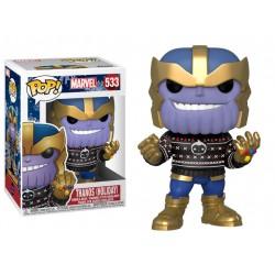 Thanos Navidad POP Funko 533