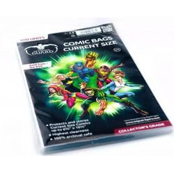Pack Ahorro Tamaño Current (Actual). Cartones para Cómics + Bolsas Protectoras para Cómics
