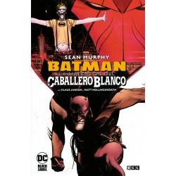 Batman: La maldición del Caballero Blanco (Integral)