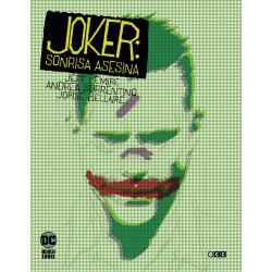 Imagén: Joker Sonrisa Asesina (Integral)
