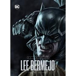 El arte de Lee Bermejo - Lugares oscuros