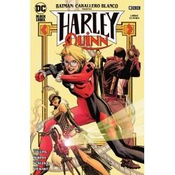 Batman: Caballero Blanco Presenta: Harley Quinn 4