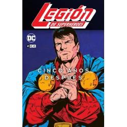 Legión De Superhéroes: 5 Años Después Colección Completa