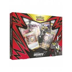 Cartas Pokémon Colección Urshifu Box Golpe Brusco Español