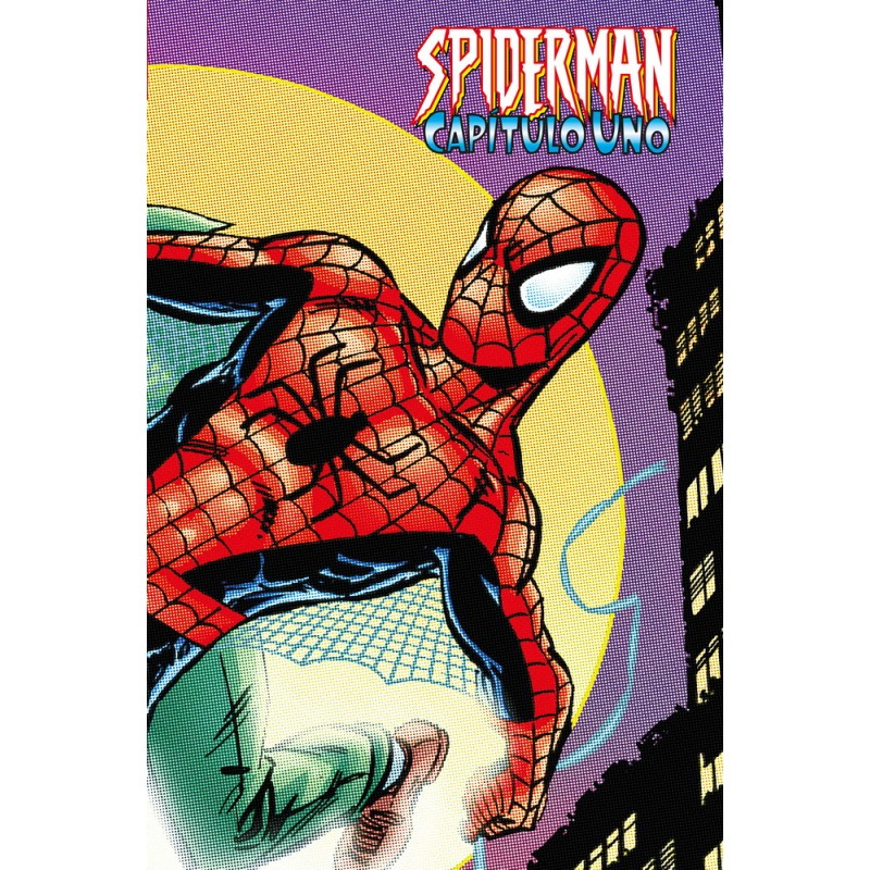 Spiderman Capítulo Uno. 90's Marvel Limited Edition