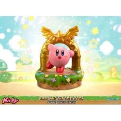 Estatua Kirby And The Goal Door