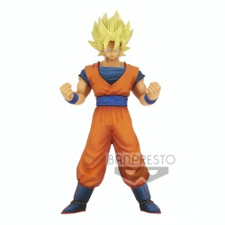 Figura Son Goku Burning Fighters Vol.1 Dragon Ball Z Banpresto