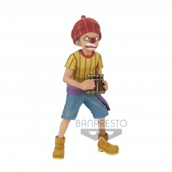 Figura Baggy One Piece DXF The Grandline Children Wanokuni Vol. 2 Banpresto