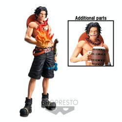 Figura One Piece Grandista Nero Portgas D. Ace Banpresto