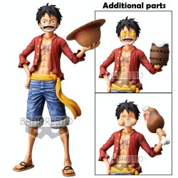 Figura One Piece Grandista Nero Monkey D. Luffy Banpresto