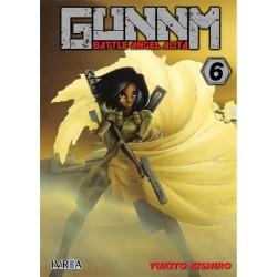 Gunnm Battle Angel Alita 6
