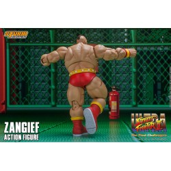 Figura Zangief Ultra Street Fighter II: The Final Challengers 1/12 Storm Collectibles