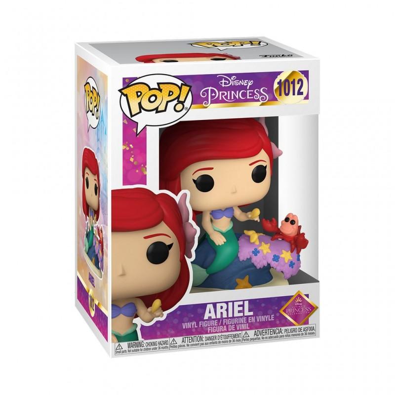 Figura Ariel La Sirenita Ultimate Princess Funko Pop Disney 1012