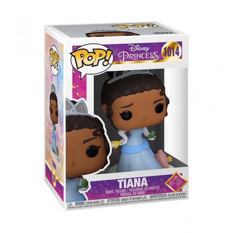 Figura Tiana Ultimate Princess Funko Pop Disney 1014