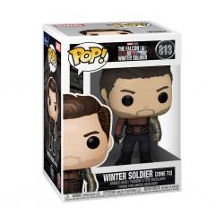 Figura Winter Soldier Zone 73 The Falcon And The Winter Soldier Funko Pop Marvel 813