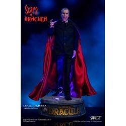 Estatua Drácula 2.0 Christopher Lee Scars Of Dracula Escala 1/Star Ace4