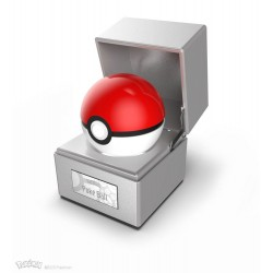Réplica Poké Ball Pokemon Diecast Escala 1/1