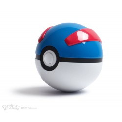 Réplica Super Ball Pokemon Diecast Escala 1/1