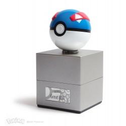 Réplica Super Ball Pokemon Diecast Escala 1/1