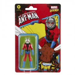 Figura Ant-Man Marvel Legends Retro