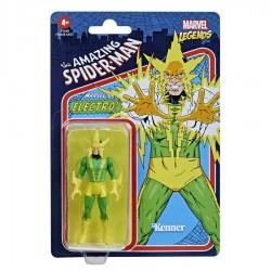 Figura Electro Marvel Legends Retro