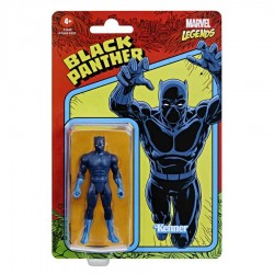 Imagén: Figura Black Panther Marvel Legends Retro