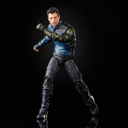 Figura Bucky Barnes The Falcon And The Winter Soldier Marvel Legends