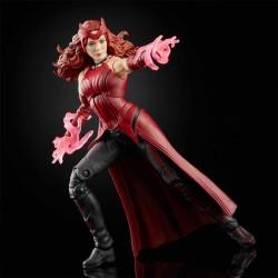 Figura Wanda Bruja Escarlata Wandavision Marvel Legends
