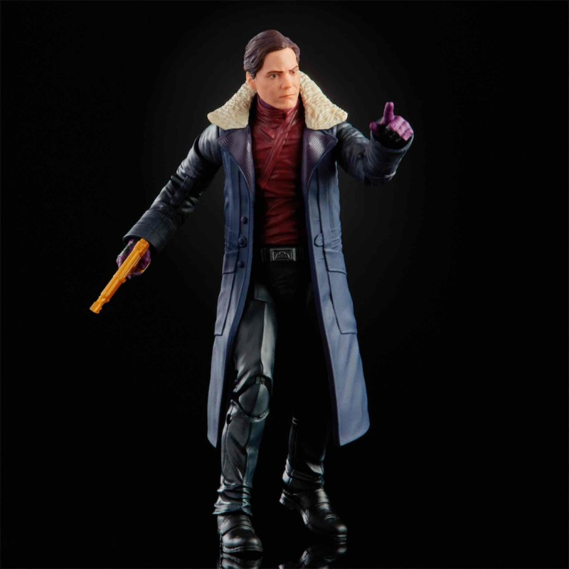 Figura Barón Zemo The Falcon And The Winter Soldier Marvel Legends