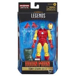 Figura Tony Stark A.I. Marvel Legends