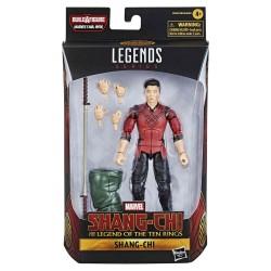 Figura Shang-Chi Y La Leyenda De Los 10 Anillos Marvel Legends