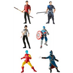 Wave Completa 8 Figuras Mr. Hyde Marvel Legends
