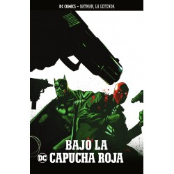 Batman, la Leyenda 51: Bajo La Capucha Roja