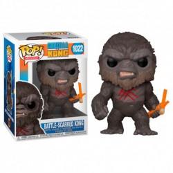 Figura Kong Cicatriz...