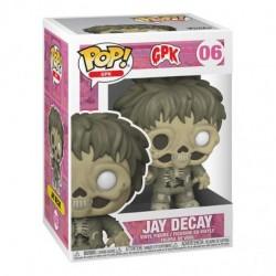 Figura Jay Decay Garbage Pail Kids La Pandilla Basura POP Funko 6