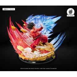 Estatua Goku Kaio Ken Dragon Ball Z 1/6 Tsume