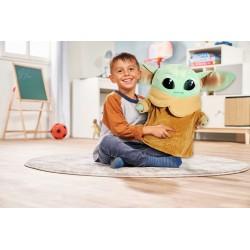 Peluche Baby Yoda The Child Grogu The Mandalorian Star Wars Jumbo Plush